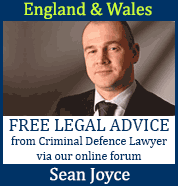 FREE Legal Advice - England & Wales