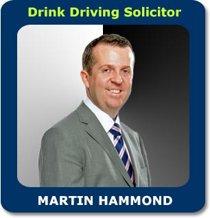 Martin Hammond - Drink Driving Solicitor
