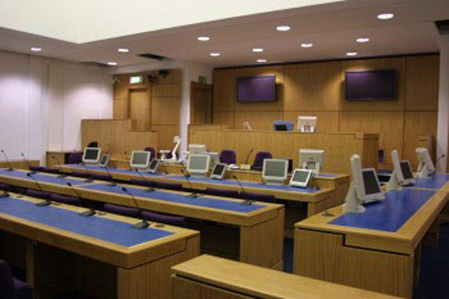 Magistrates Court Room