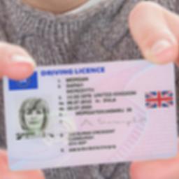 track my drivers license uk