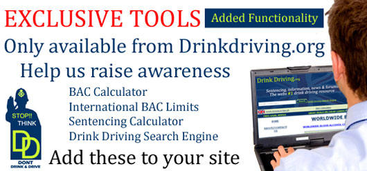 Drink Driving Webmaster Tools