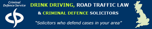Drink Driving Road Traffic Law Criminal Defence Solicitors