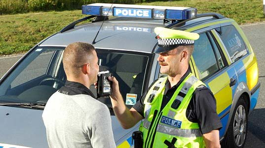 Evidential Roadside Breath Testing